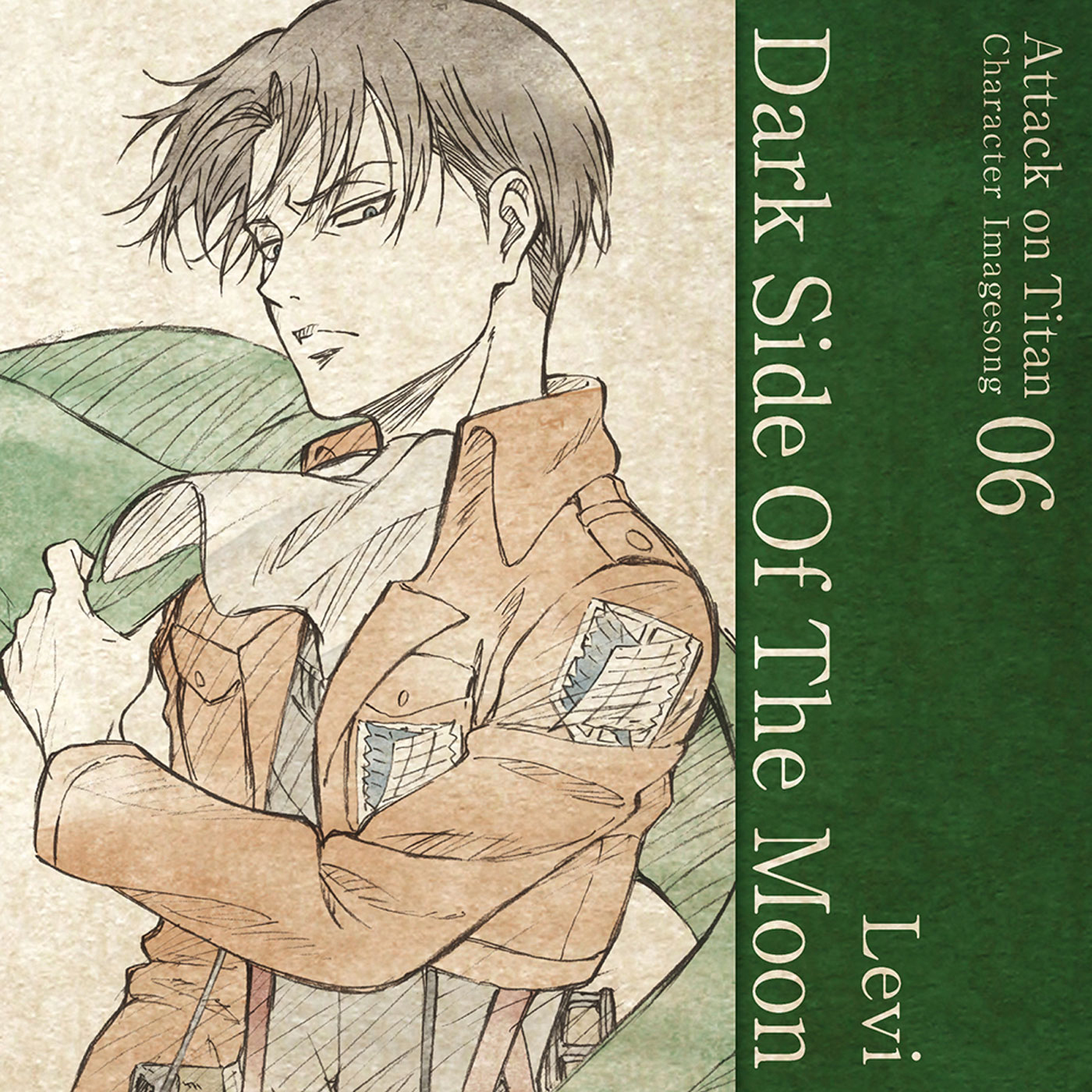 Character Image Song 06 : Dark Side Of The Moon / Levi