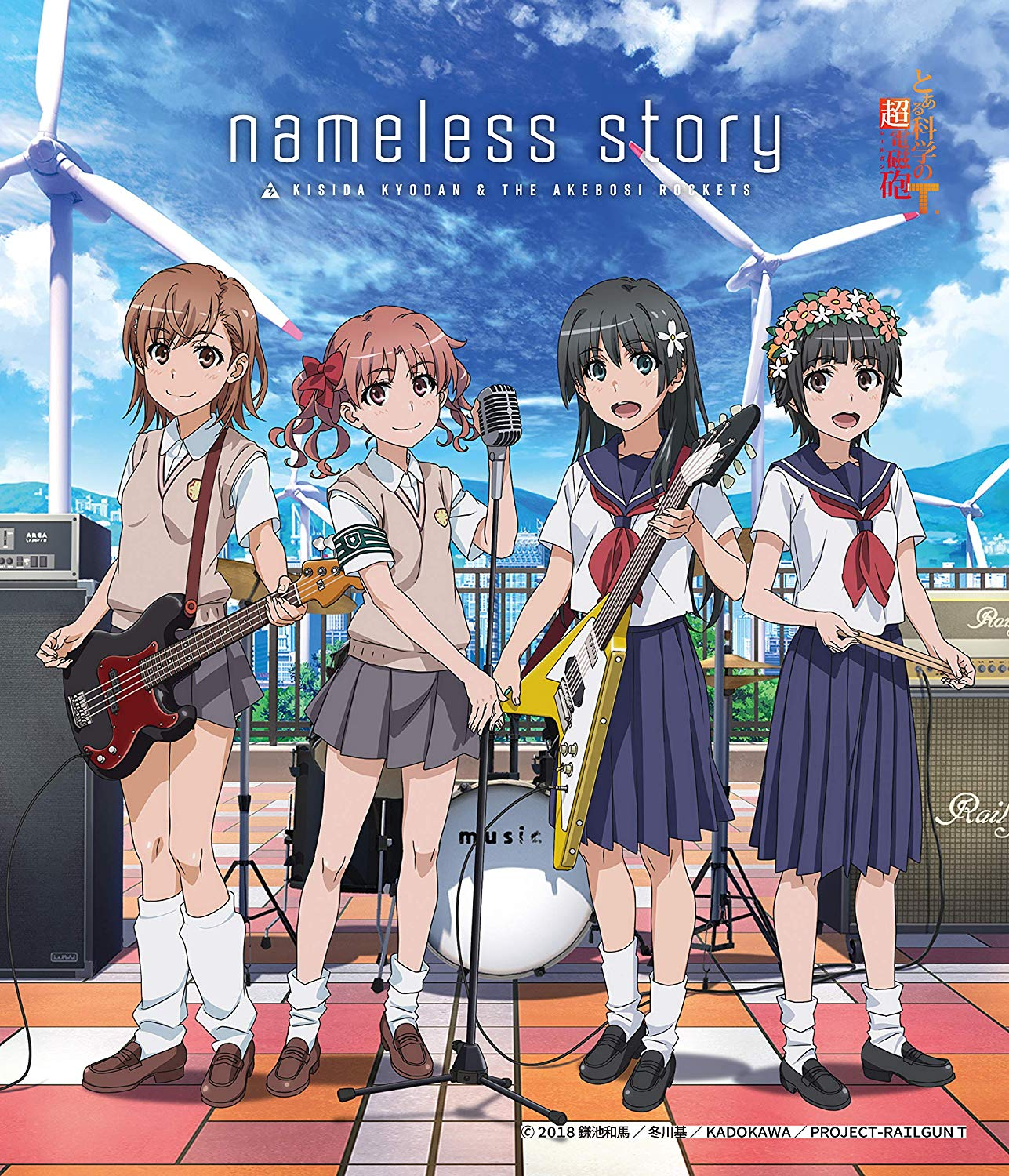 To Aru Kagaku no Railgun T - nameless story